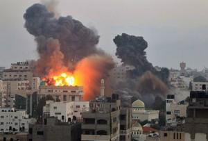 La agresión ha causado más de 100 muertos y centenares de heridos.