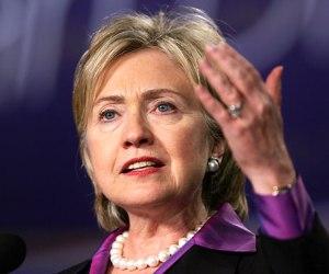Hillary volvió a pronunciarse por levantar el bloqueo a Cuba.