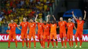 Holanda tuvo que acudir a la ronda de penales para deshacerse de Costa Rica.