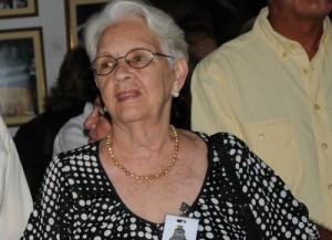 Mirta asistió a las celebraciones por el medio milenio de la fundación de Sancti Spíritus.