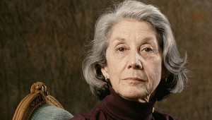 Nadine Gordimer, ganadora del Premio Nobel de Literatura en 1991, falleció a los 90 años en su casa de Johannesburgo.