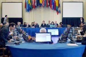 Argentina contó con el apoyo de la mayoría de los miembros de la OEA.