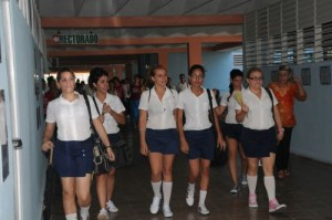 Esta es la última graduación de la Universidad de Ciencias Pedagógicas como centro independiente porque en septiembre próximo se integrará a la Universidad de Sancti Spíritus José Martí.