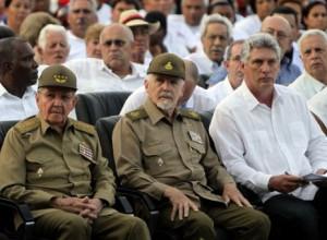 Raúl Castro Ruz encabeza en Artemisa la celebración del acto por el aniversario 61 del Asalto a los cuarteles Moncada y Carlos Manuel de Céspedes.