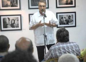 El reconocido politólogo y periodista calificó de entrañable el reconocimiento, por venir del pueblo de Cuba.