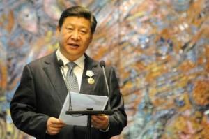 """Xi Jinping afirmó que la entrega de la Oden """"José Martí"""" es reflejo de la amistad del presidente Raúl, el Partido, Gobierno y pueblo de Cuba hacia China."""