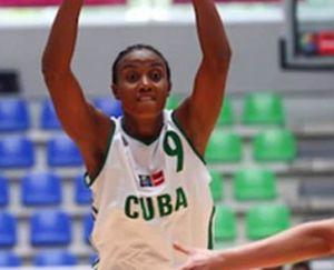 Amargo fue designada como la jugadora más valiosa del más reciente torneo Centrobásquet.