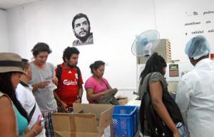 La XXI Brigada Latinoamericana y Caribeña de Solidaridad con Cuba cumplió un amplio programa en la isla.