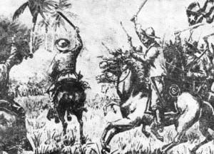 El coronel Jiménez batió el cobre muy fuerte en la jurisdicción de Sancti Spíritus.