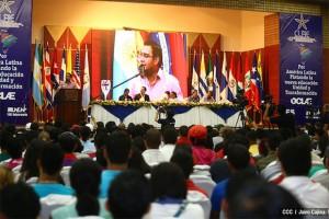 El XVII CLAE culminó tras varias jornadas que aportaron a la unidad y la integración del movimiento estudiantil regional.