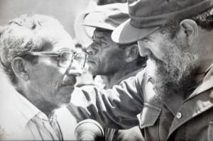 Detrás de esta foto con Fidel, subyace otro singular equívoco.