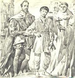 Crueldades inauditas contra los primitivos habitantes de Cuba inspiraron en Las Casas el célebre Sermón del Arrepentimiento.