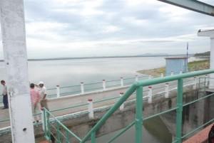Con capacidad para 57,6 millones de metros cúbicos de agua, La Felicidad es la segunda más importante presa de la cuenca del Jatibonico del Sur.