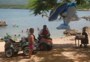 Se espera que el litoral de Trinidad sea uno de los sitios más visitados este fin de semana.
