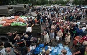 Rusia acordó con Kiev y con el Comité Internacional de la Cruz Roja proporcionar ayuda humanitaria en el este de Ucrania.