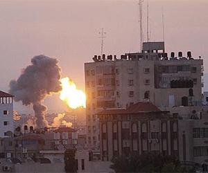 El balance de 27 días de agresión deja en Gaza mil 708 muertos y más de nueve mil 700 heridos.