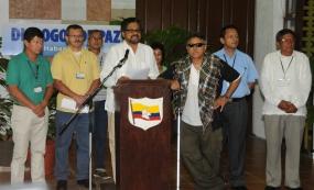 Para las FARC-EP, el fin de las hostilidades es antesala necesaria para el análisis de temas más complejos como el del fin del conflicto.
