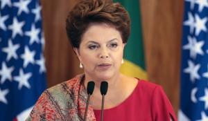 Dilma destacó los avances logrados en la esfera de salud, con el programa Más Médicos.