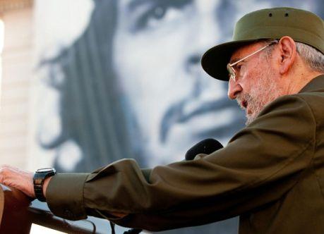 """""""No se puede negar que Fidel es un hombre elegante y que es un hombre que  expresa la imagen. Nada más verlo  esa barba acdfcad16b2"""