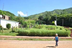 La gente de Gavilanes vive orgullosa de una historia protagonizada por el Guerrillero Heroico.