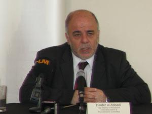 Haidar Al-Abbadi, designado como nuevo primer ministro iraquí.