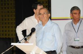 Humberto de la Calle calificó al encuentro  con víctimas del conflicto de el más emotivo de los momentos del proceso de paz.