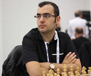 Leinier Domínguez resultó el único que no alcanzó triunfo en la jornada.