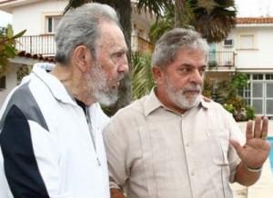 El Foro de Sao Paulo que tiene lugar en Bolivia destacó el legado de Fidel y Lula.