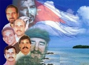 Cuban Five say Fidel is their Force and their Inspiration