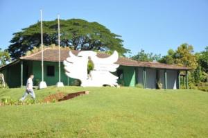 El museo Frente Las Villas  mantiene viva parte de la historia de la localidad.