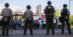 La tensión persiste en Ferguson, Missouri.