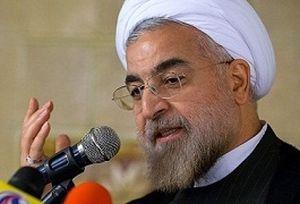 """Rouhani subrayó la necesidad de adoptar medidas """"fundamentales"""" para movilizar las potencialidades y capacidades a favor de los palestinos."""