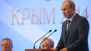 Putin calificó la situación en Ucrania como un caos sangriento y fraticida.