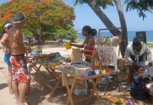 Playa La Boca se transforma en la etapa estival.