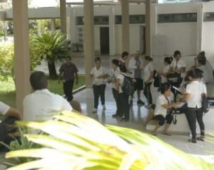 La facultad de Ciencias Médicas de Sancti Spíritus cuenta con más de 1 000 estudiantes de nuevo ingreso.