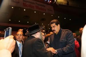 Maduro sostuvo un encuentro con movimientos sociales en la barriada del Bronx.