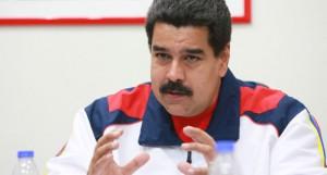 Maduro se refirió al relanzamiento del Fondo Bicentenario Alba-Mercosur.