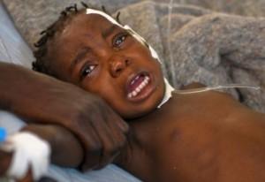 En Guinea Conakry, Liberia y Sierra Leona los niños han perdido a uno o a dos de sus padres.
