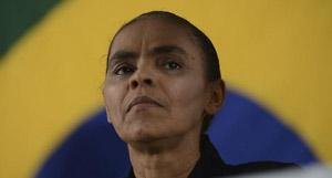 Marina Silva sitúa en un segundo plano el empleo y la industria nacional, en especial la naval.