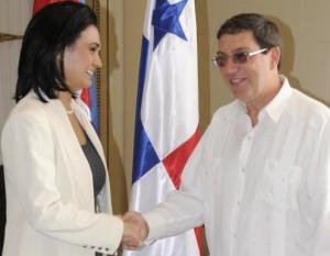 Isabel de Saint: La visita a Cuba es una muestra de la importancia de las relaciones entre nuestros dos países.
