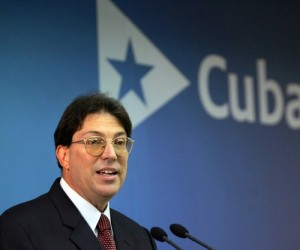 Cuban FM on Official Visit to New Zealand