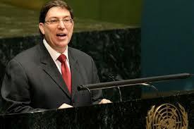 El canciller cubano advirtió el incremento de la brecha entre las naciones ricas y pobres.