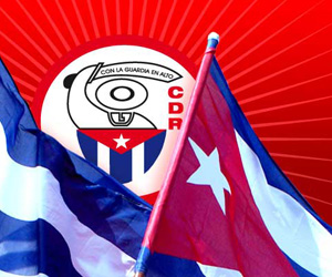 Los CDR conforman la organización de masas más grande del país.