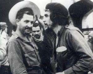 Momentos del Che en Fomento.