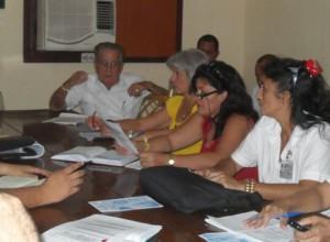 El profesor Doctor en Ciencias Rodrigo Álvarez Cambras, presidente de la Sociedad Cubana de Ortopedia y Traumatología.
