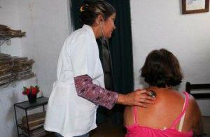 La provincia cuenta con 555 consultorios médicos de la familia.
