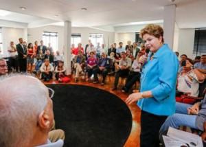 Dilma tiene el apoyo de los intelectuales progresistas y de izquierda en Brasil.