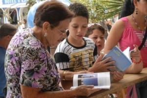 En Cuba el libro nunca será mercancía en primer lugar, sino siempre en último.