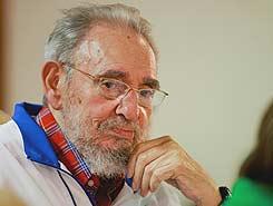 Algo que se ha convertido en un símbolo de la política imperial es el cinismo, sostiene Fidel.