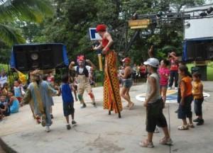 Los niños cubanos festejarán el Día Internacional de la Paz con infinidad de acciones recreativas.